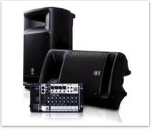 Ace Audio Visual equipment hire audio pa systems