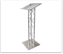 Ace Audio Visual equipment hire lecterns