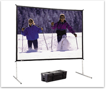 Ace Audio Visual equipment hire projevtor screens
